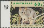 AUSTRALIA Reprint SG1365 60c Common Bushtail Possum - 1 Koala